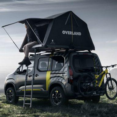 Peugeot Rifter 4×4 Adventure Van