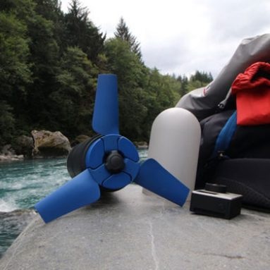 Portable Water Power Generator