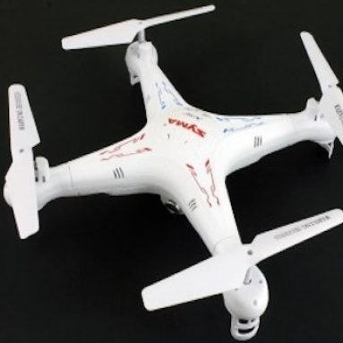 Quad Drone with Camera