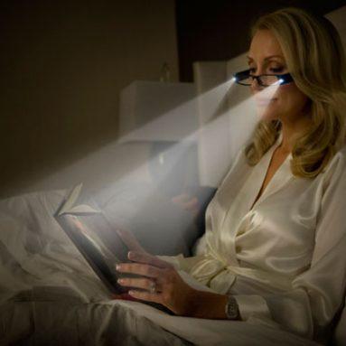 Reading Light Glasses