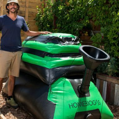 Renewable Energy Composting System