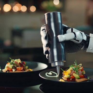 Robotic Kitchen Chef