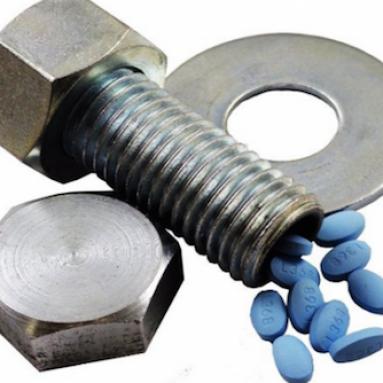 Secret Pill Case
