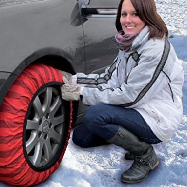 Shark Wheel Traction Snow Socks