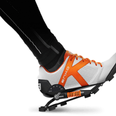 Shock Absorbing Running Shoes