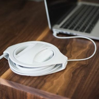 Side Winder Macbook Accessory