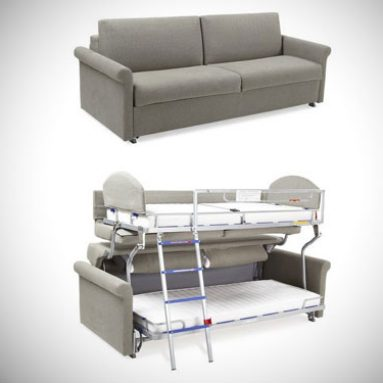 Slumbersofa Duo Sofa Bunk Bed
