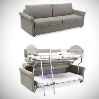 Slumbersofa Duo Sofa Bunk Bed