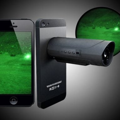 Smart Phone Night Vision
