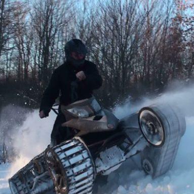 Snow Tank