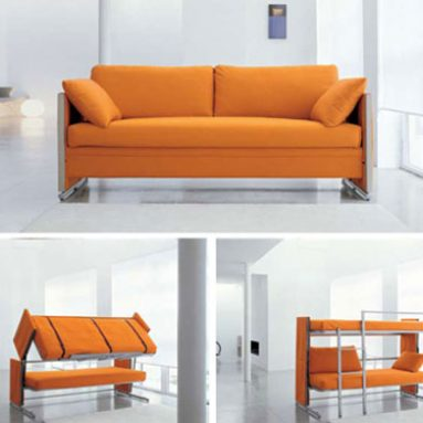 Space Saving Transforming Furniture