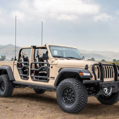 Tactical Mil-Spec Gladiator Off-Road Pickup