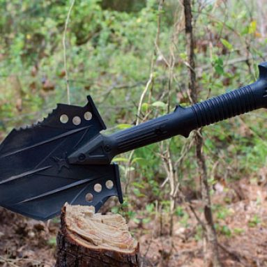 Tactical Survival Shovel