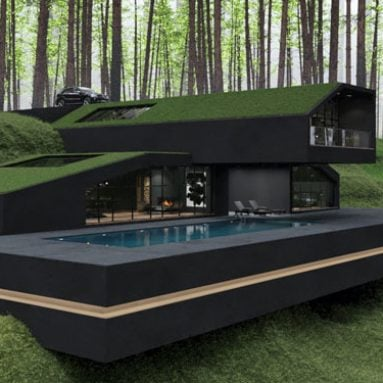 The Black Villa