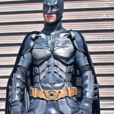 The Dark Knight Batman Suit