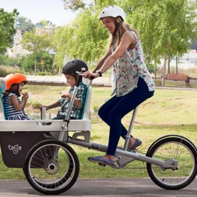 The Ultimate Family Bike