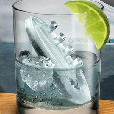 Titanic Ice Cube Mold