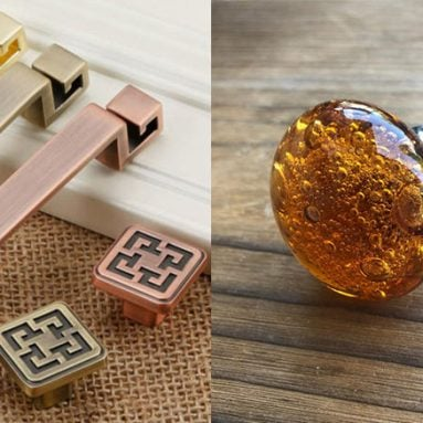33 Funky and Unique Drawer Pulls You Can Buy