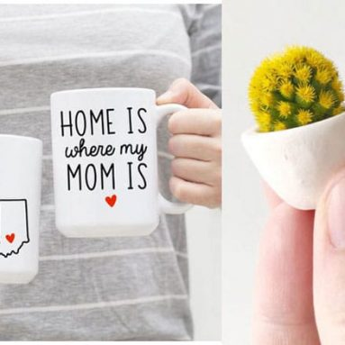 31 Unique Mother's Day Gifts, Creative & Meaningful