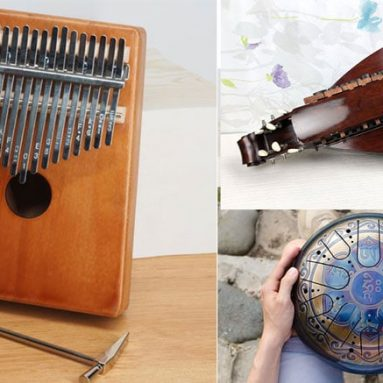 13 Weird, Exotic & Unusual Musical Instruments You Can Buy
