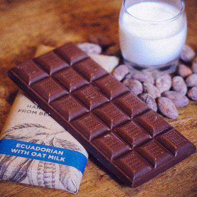 Vegan Milk Chocolate