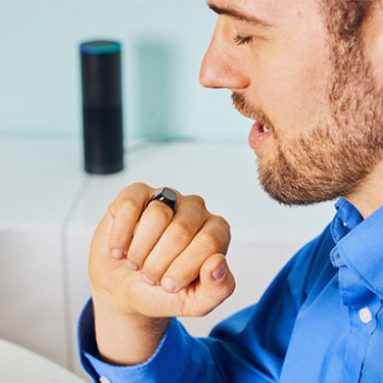 Voice Translation Smart Ring