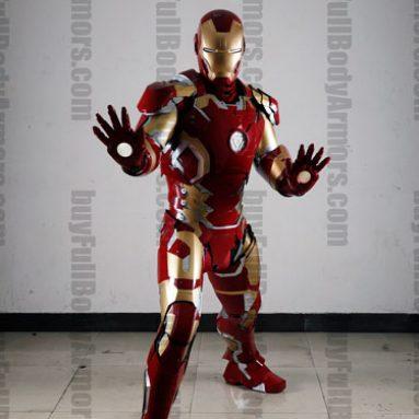 Wearable Full Body Armor Iron Man Suit