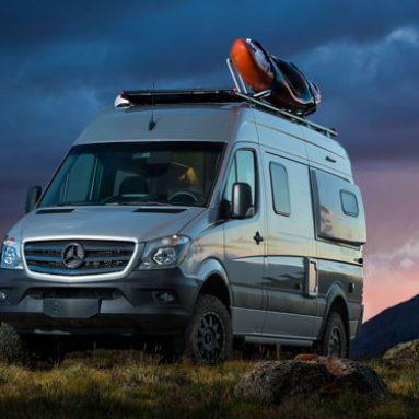 Winnebago Revel 4×4 Motorhome