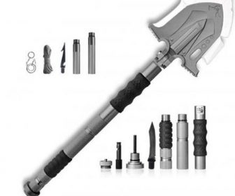 23-in-1 Wolf Thorn Hunters Shovel Tool