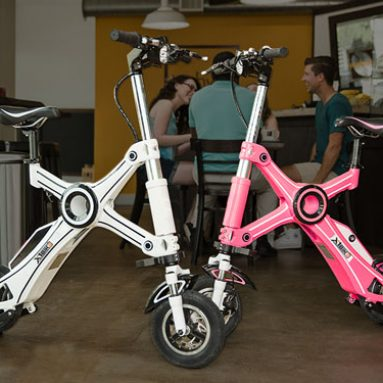 X1 Explorer Foldable E-Bike