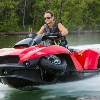 7 Incredibly Cool Amphibious Vehicles You Can Buy!