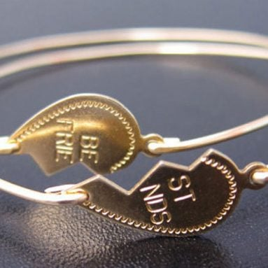 40 Best Friendship Bracelets & Charm Bracelets For Your BFF
