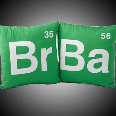 Breaking Bad Pillows