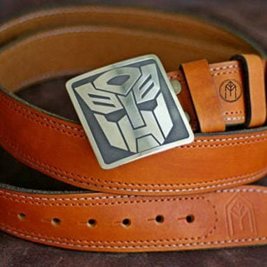 35 Cool Belts For Men That Are the Best Ever!