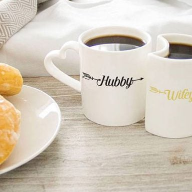 50 Cute Couples Mugs and His & Hers Coffee Cups!