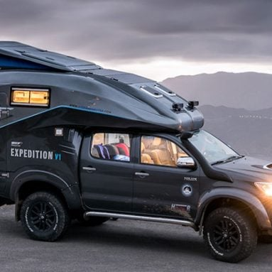 9 Awesome Expedition Vehicles You Need To See!