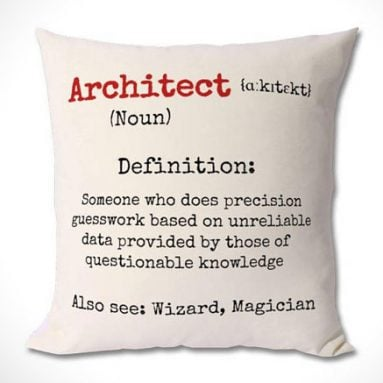30 Unique Architecture Related Gifts for Architects