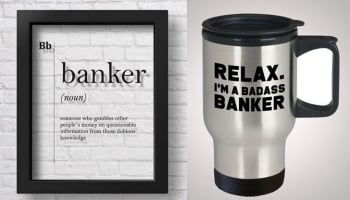 21 Cool Gifts For Bankers