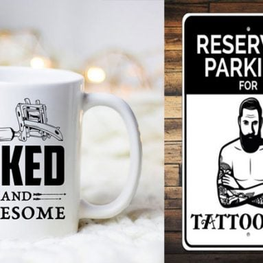33 Greatest Gifts for Tattoo Artists You Can Buy