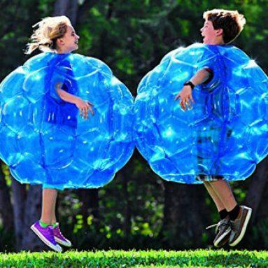 Inflatable Bumper Balls