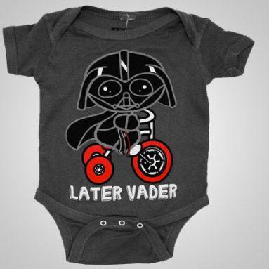 Later Vader Onesie