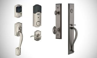 30 Best Modern Front Door Handles You Can Buy