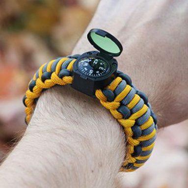 40 Best Paracord Bracelets And Cool Survival Bracelets