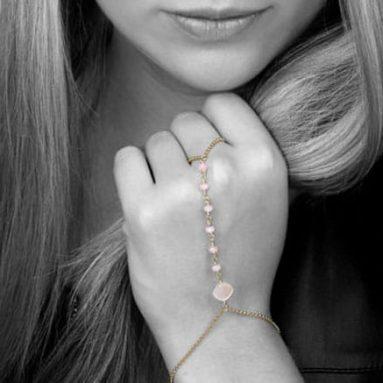 30 Unique Slave Bracelets & Chain Ring Bracelets You Can Buy
