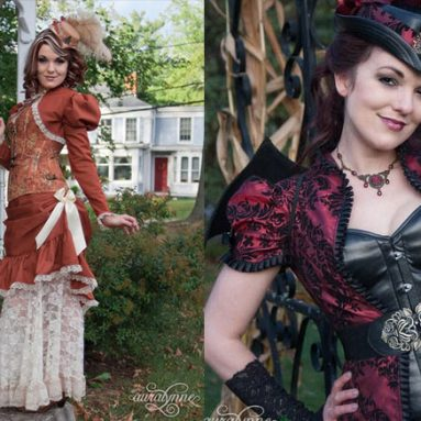 28 Unique Steampunk Costumes For Women