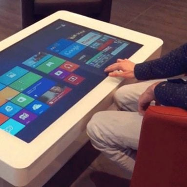 Touchscreen Coffee Table