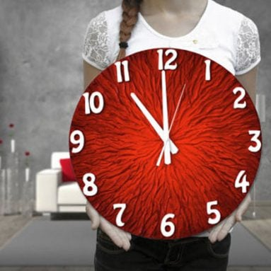 40 Funky And Unique Wall Clocks That Are The Coolest Ever!