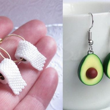 35 Crazy, Weird & Unusual Earrings You Can Buy